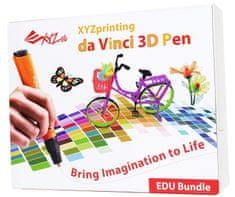 XYZ 3D pisalo Da Vinci – izobraževalni komplet Education