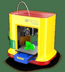 XYZ 3D tiskalnik Da Vinci miniMaker