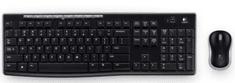 Logitech brezžični namizni komplet Combo MK270, SLO