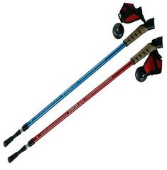 Spartan pohodne palice Nordic, modre