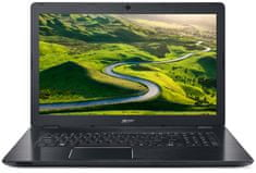 Acer Aspire F5-771G-57L6 Notebook, Fekete