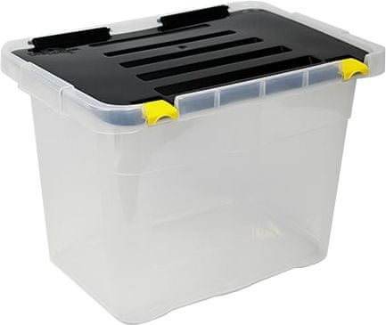 Heidrun Dragon box 18 l, čierna