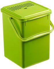 Rotho Kompostový kyblík s karbonovým filtrem 8 l