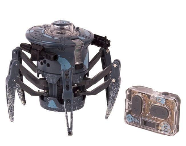 Hexbug Bojový pavouk 2.0 tmavě modrý