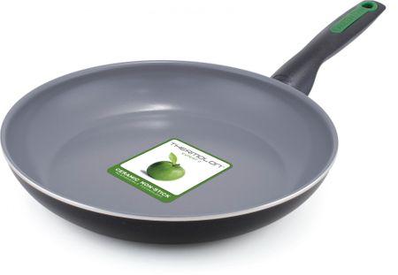 GreenPan patelnia Rio 24 cm, czarna