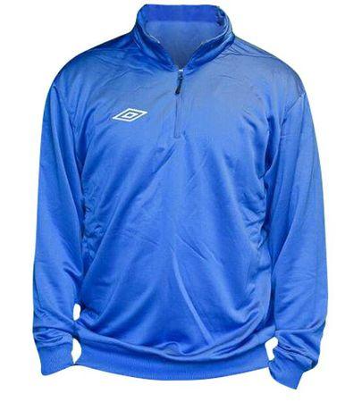 Umbro bluza Adnan TRNG 1/2 ZIP Blue L