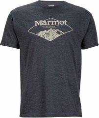 Marmot moška majica Mountaineer Tee SS, siva
