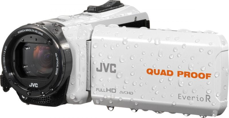 JVC GZ-R435 White (GZ-R435W)