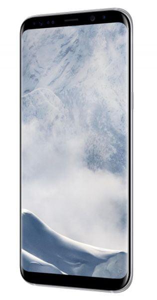 Samsung Galaxy S8+ (plus), Arctic Silver + cashback 3000 Kč