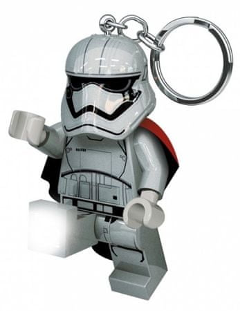 LEGO Star Wars Captain Phasma brelok/latarka