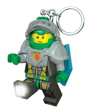 LEGO NEXO Knights Aaron világító figura