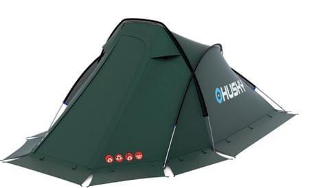 Husky namiot Flame 2 green