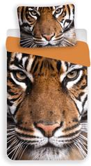 Jerry Fabrics komplet pościeli Tygrys 140x200 70x90