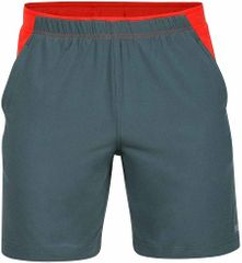 Marmot moške hlače Regulator Short, sive/rdeče