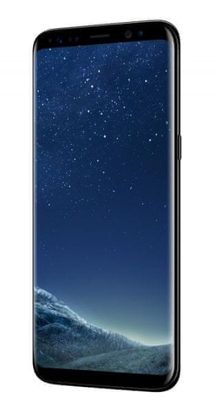 Samsung Galaxy S8, Midnight Black