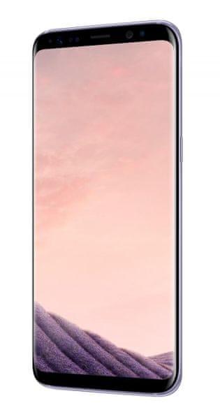 Samsung Galaxy S8, Orchid Gray + Cashback 3000 Kč