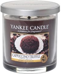 Yankee Candle Décor malý 198 g, Cappuccino Truffle