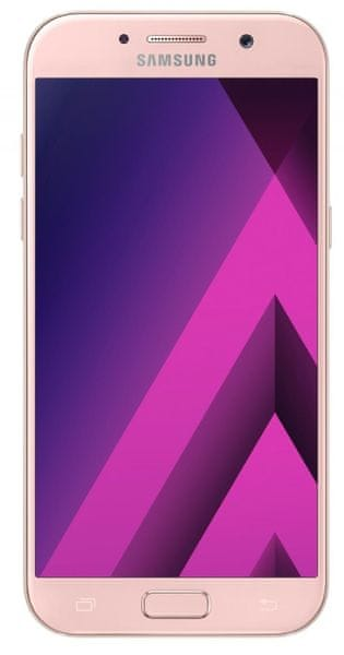Samsung Galaxy A5 (2017), A520F, Peach cloud