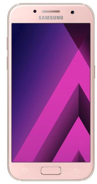 Samsung Galaxy A3 (2017), A320F, Peach cloud