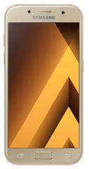 Samsung smartfon Galaxy A3 (2017), A320F, Gold sand