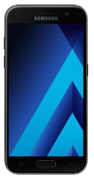 Samsung Galaxy A3 (2017), A320F, Black sky