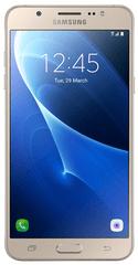 Samsung Galaxy J7, 2016, Single SIM, zlatá