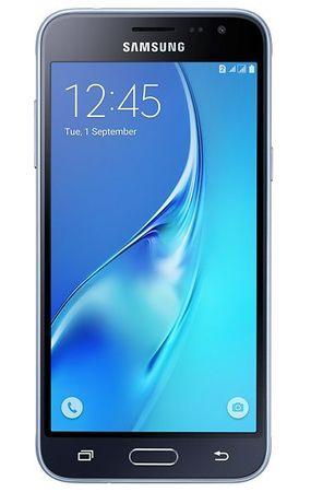 Samsung Galaxy J3, Dual SIM (2016), černá