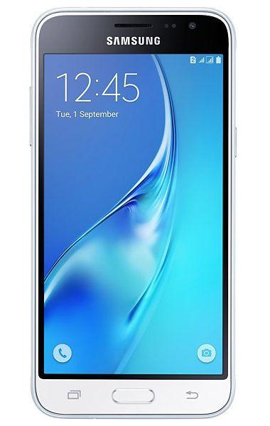 Samsung Galaxy J3, Dual SIM (2016), bílá