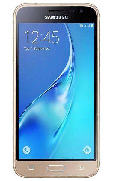 Samsung Galaxy J3, Dual SIM (2016), zlatý