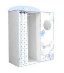 Garderobna omara za otroško sobo Flocons OS272