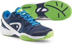 Head Nitro Junior Nvng Navy/Neon Green