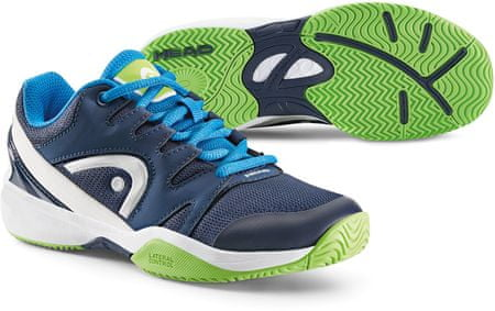 Head Nitro Junior Navy/Neon Green 38,5