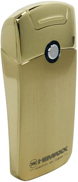 HIMAXX Elektrický zapalovač Spark Gold USB