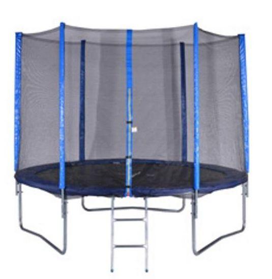 Spartan trampolin + mreža + lestev, 305cm