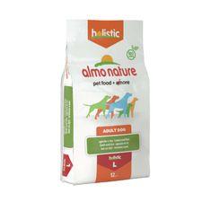 Almo Nature hrana za velike odrasle pse, jagnjetina z rižem, 12kg