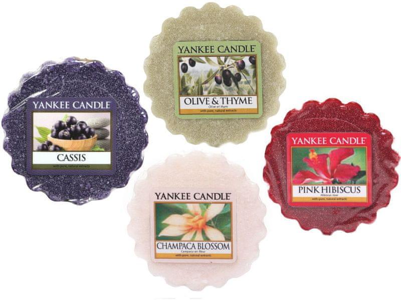 Yankee Candle Sada vonných vosků 4 ks