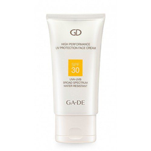 GA-DE Pleťový opalovací krém SPF 30 (High Performance UV Protection Face Cream) 50 ml