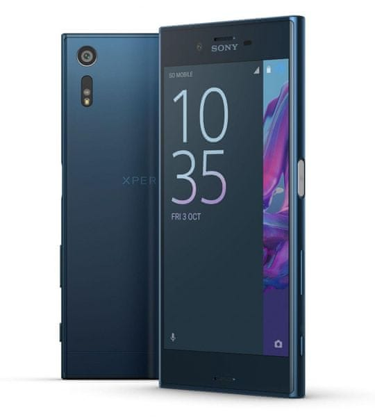 Sony Xperia XZ, Single SIM, Forest Blue