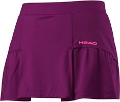 Head Club Basic Skort W Purple