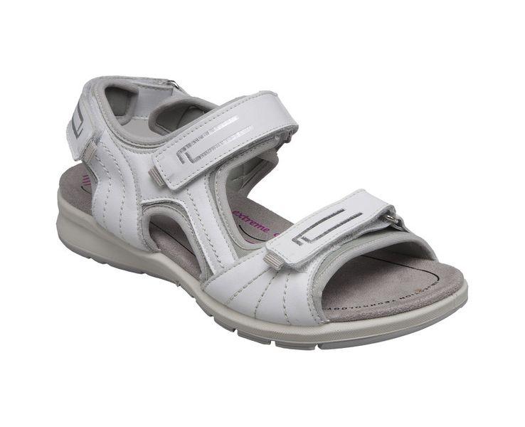 SANTÉ Zdravotní obuv dámská IC/53190 bianco (Velikost vel. 38)