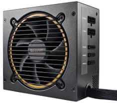 Be quiet! modularni napajalnik ATX Pure Power 10, 80Plus Silver, 600 W CM