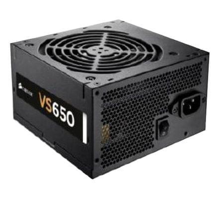 Corsair ATX napajalnik VS650 650W