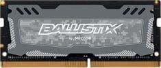 Crucial pomnilnik (RAM) Ballistix Sport LT 4 GB DDR4-2666, SODIMM (BLS4G4S26BFSD)