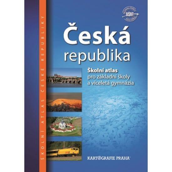 Školní atlas/Česká repuplika, 3.vydání