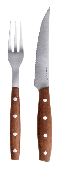 Fiskars Sada steakových příborů Norr, 2ks 1020239