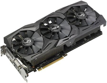 Asus Radeon RX 580 STRIX OC, 8GB GDDR5, PCI-E