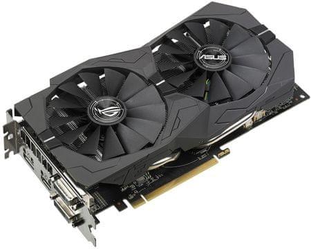 Asus Radeon RX 570 STRIX OC, 4GB GDDR5, PCI-E