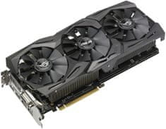 Asus Radeon RX 580 OC STRIX TOP, 8GB GDDR5, PCI-E 3.0