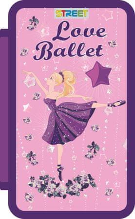 Street polna peresnica, dvojna Love Ballet