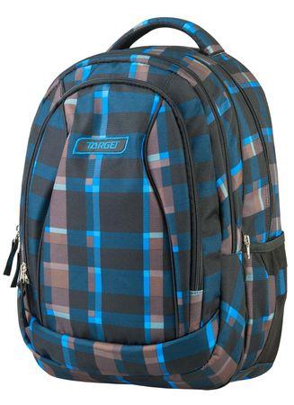 Target nahrbtnik 2V1 Allover Blue Square 21430